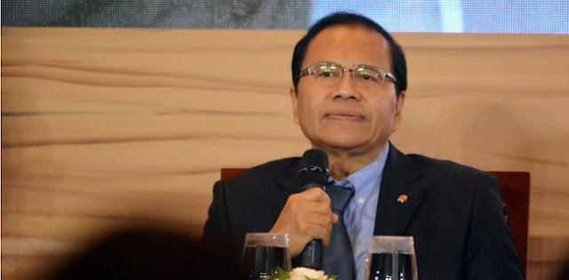 Rizal Ramli: Ambisi Teritorial China Tidak Bisa Diterima Rakyat Indonesia