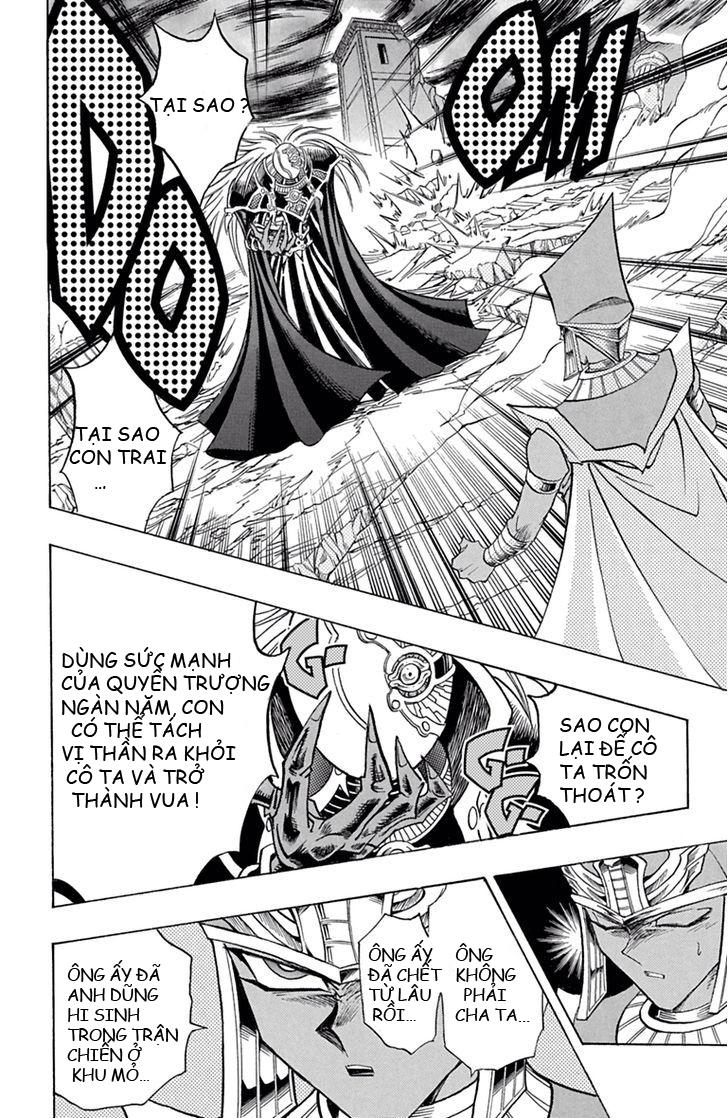 YUGI-OH! chap 330 - thần bảo hộ trang 9