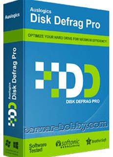 Auslogics Disk Defrag Professional 4.9.20.0 Here
