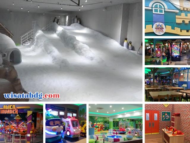 Panama Park 825, Wisata Indoor Playground Baru yang Lagi Ngehits di Bandung