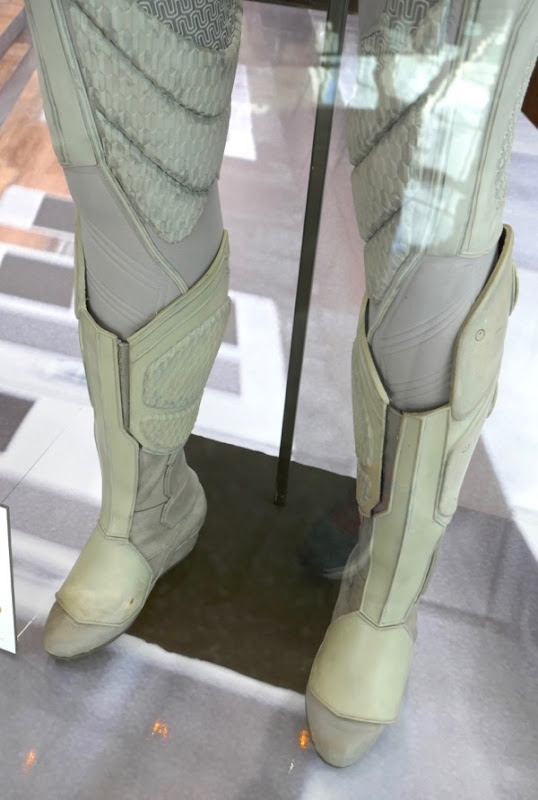 Ant-Man and Wasp Ghost costume boots