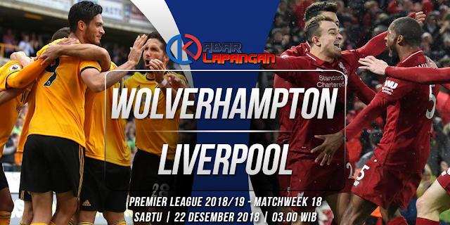 Prediksi Wolverhampton vs Liverpool Liga Inggris