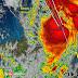 La tormenta tropical Nate se desplaza al nor-noroeste a 33 km/h con rumbo al Canal de Yucatán