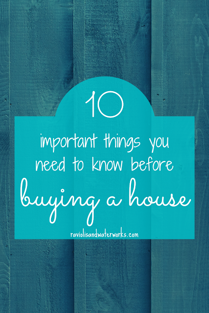 what to know before buying a house; homeowners beware