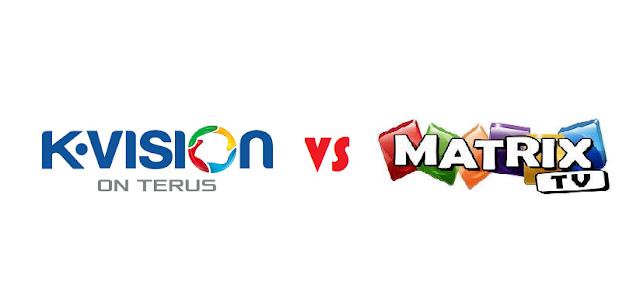 Perbedaan Paket K Vision dengan Matrix Garuda