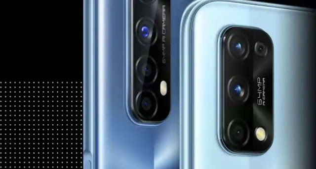 Realme 7 & 7 Pro Series
