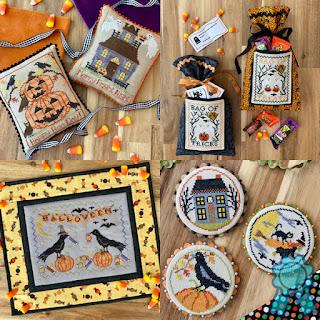 Halloween Releases for September 1, 2021 ©Copyright 2021 Belinda Karls-Nace/Blue Ribbon Designs, LLC http://www.blueribbondesigns.blogspot.com