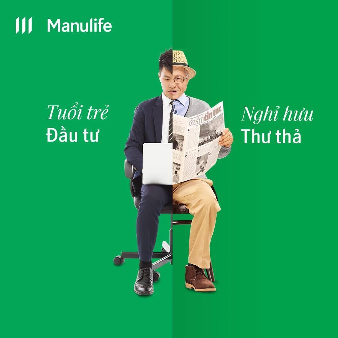 Gói bảo hiểm Manulife bảo vệ người trụ cột toàn diện