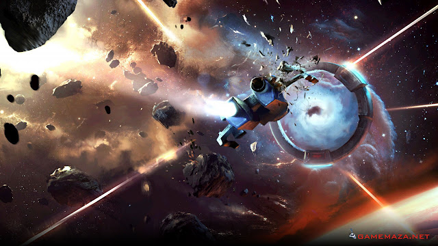 Sid Meier Starships Gameplay Screenshot 1
