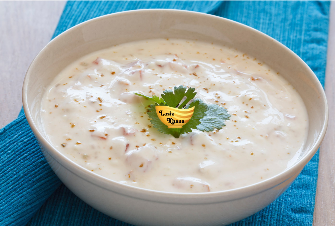 Urad Dal Raita Recipe in Hindi