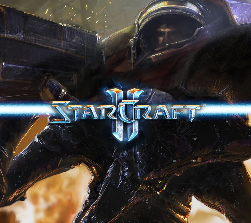Funny Wallpaper Desktop: Starcraft 2 Android Wallpaper