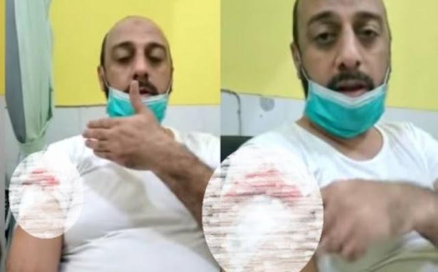 Pengakuan Syekh Ali Jaber: Curiga Pelaku Penusukan Ada yang Menyuruh