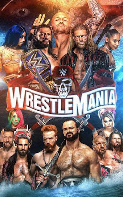 WWE WrestleMania 37 (2021) Night 01 PPV 720p WEBRip Download