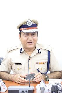 मोटर वाहन अधिनियम में हुए नए बदलाव 1 सितंबर से लागू :  के के राव पुलिस आयुक्त