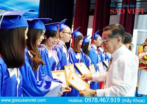 Gia sư môn Văn lớp 6 được Sao Việt tuyển cử chặt chẽ từ đầu vào. Gia sư môn Văn lớp 6 giúp học sinh tiến bộ nhanh trong học môn Văn.