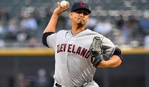 BÉISBOL: Cleveland tienen previsto activar el próximo domingo al derecho venezolano Carlos Carrasco.