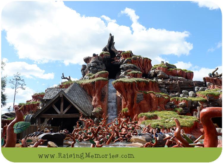 Top 10 Rides at Disney World in Magic Kingdom