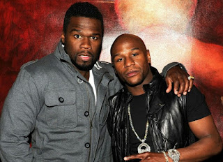 Floyd Mayweather Diss 50 Cent's Rap Career with Kanye West and Dr Dre