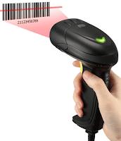 barcode reader, input device