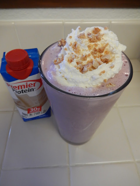 Premier%2BProtein%2BCherry%2BCobbler%2BShake Weight Loss Recipes 3 New Frosty Shake Recipes with Premier Protein