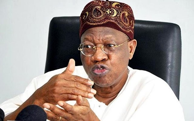 Social media has come to stay—Lai Mohammed