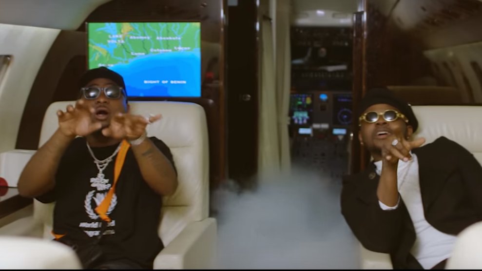 C ENTERTAINMENT HD: Kizz Daniel ft  Davido – One Ticket