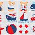 Sailor Bear Clip Art.