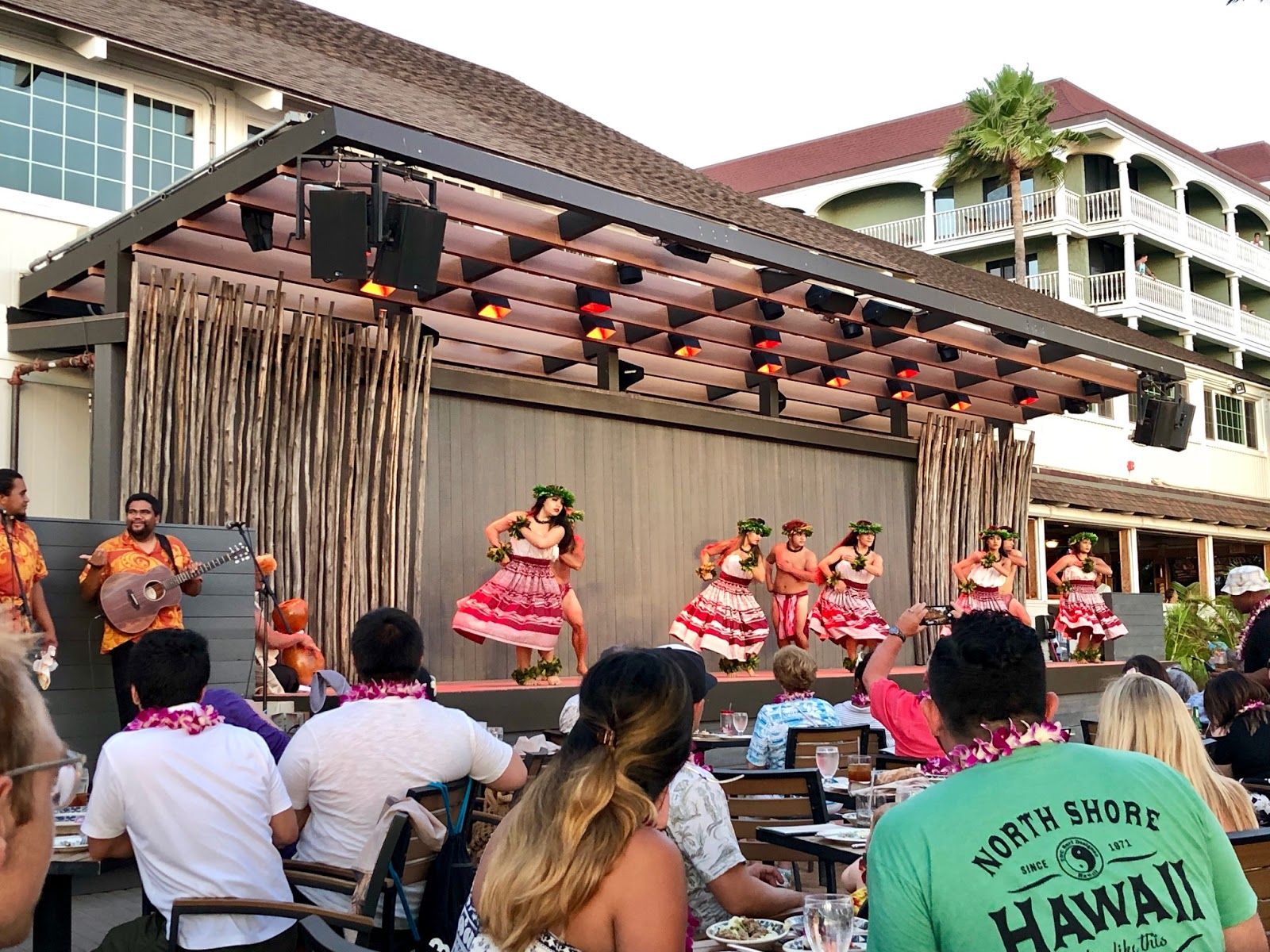 The Feast at Lele Maui Photos