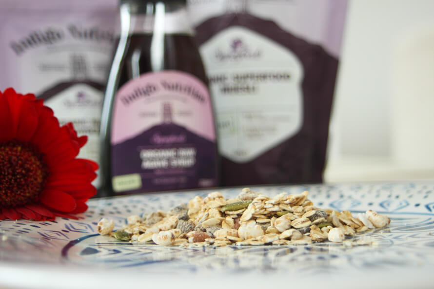 Indigo Herbs Superfood Muesli review