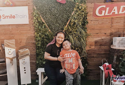Glad® To Give Smiles Family Fair for Children with Clefts