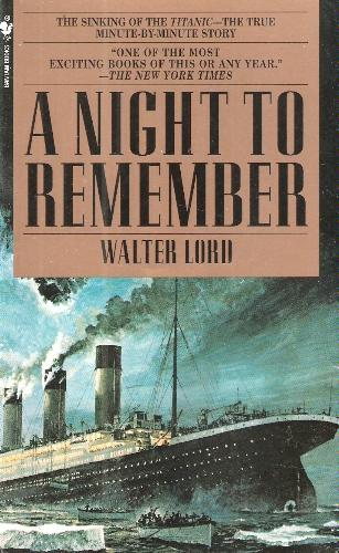 Saturday Night (A Night to Remember Book 1)
