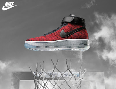Nike Air Force 1 Ultra Flyknit en #TiendaFitzrovia.