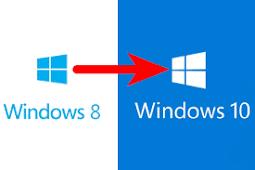 Cara Update Windows 7 atau 8 Ke Windows 10 dengan Mudah