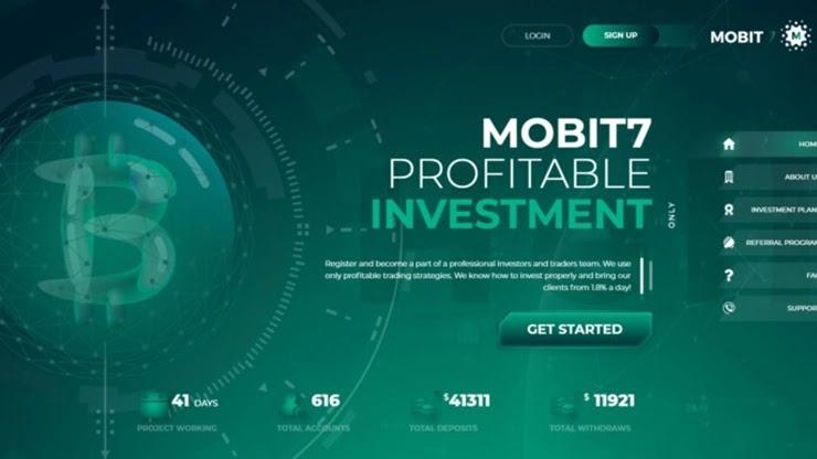 Баунти-программа от Mobit7