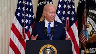 United States President Joe Biden cannot travel to Japan for Tokyo Olympics