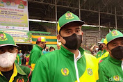 Mantap, Bobby Nasution Bakal Guyur Bonus untuk Atlet Peraih Medali di PON XX Papua