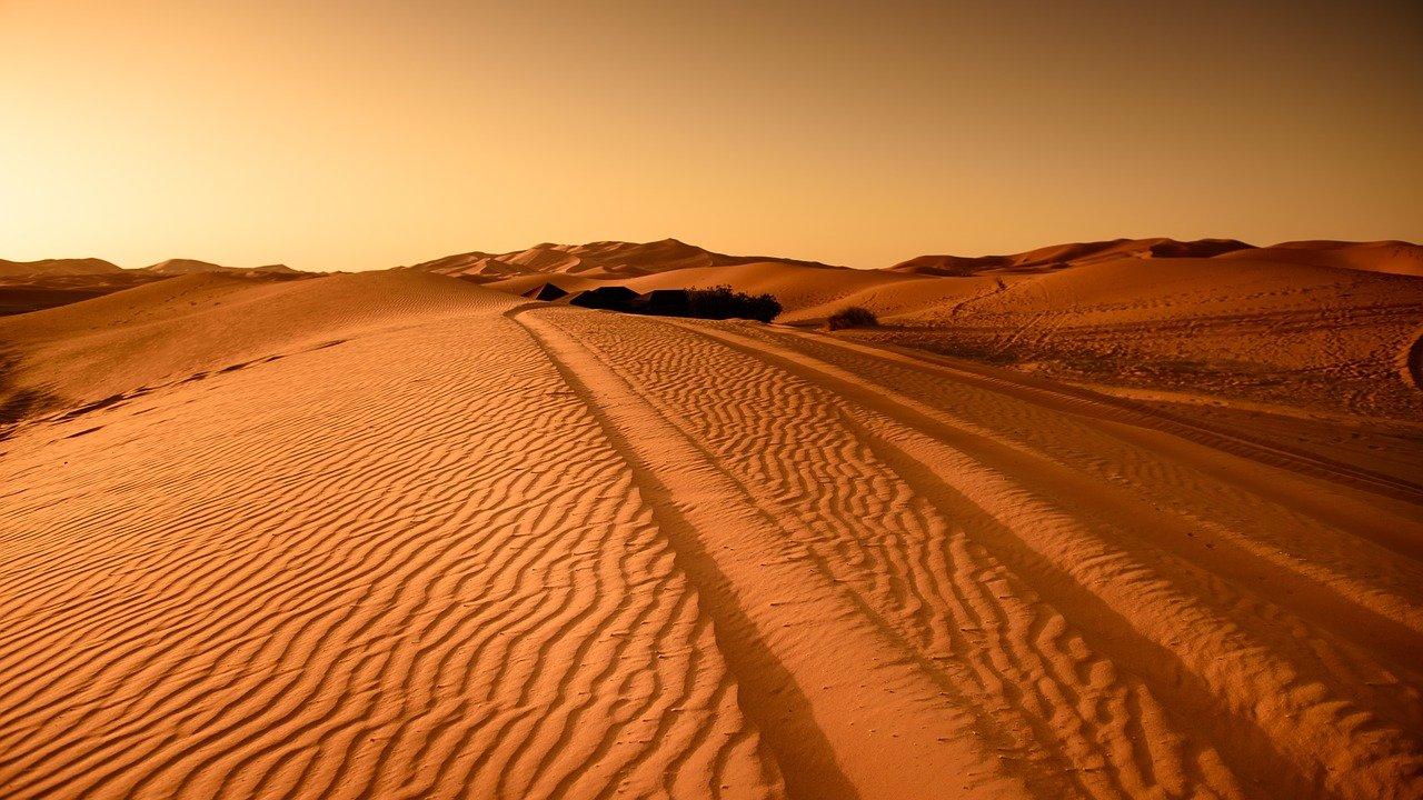 sahara desert information hindi