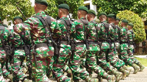 Anggota DPR Dukung TNI Lepas Prajurit yang Nyanyi Sambut Habib Rizieq