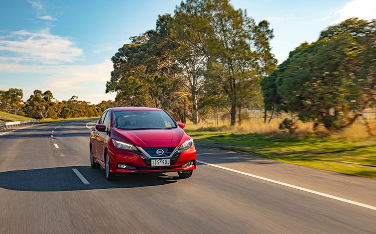 New Nissan Leaf lands in Australia