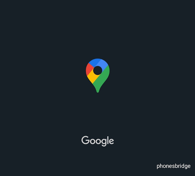 Phones Bridge Google Maps Icon