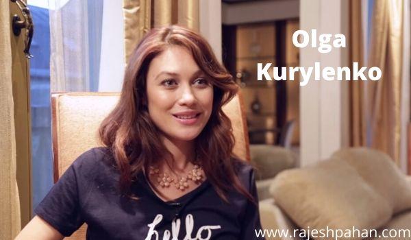 Olga Kurylenko height