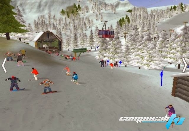 Ski Park Tycoon PC Full Game