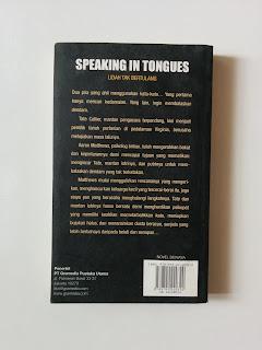Speaking In Tongues (Lidah Tak Bertulang)