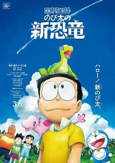 Download Doraemon: Dinosaurus Baru Nobita (2020) Subtitle Indonesia