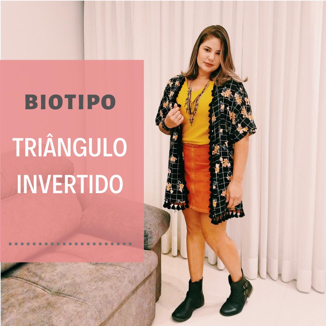 CONSULTORIA DE IMAGEM TRIÂNGULO INVERTIDO