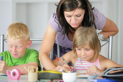 Cara Mengajar Anak Berbahasa Inggris Dirumah