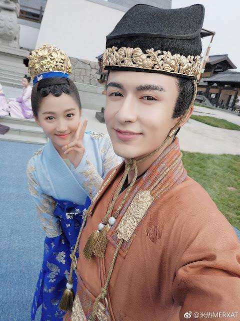 Feng Qiu Huang Merxat Mi Re Guan Xiaotong