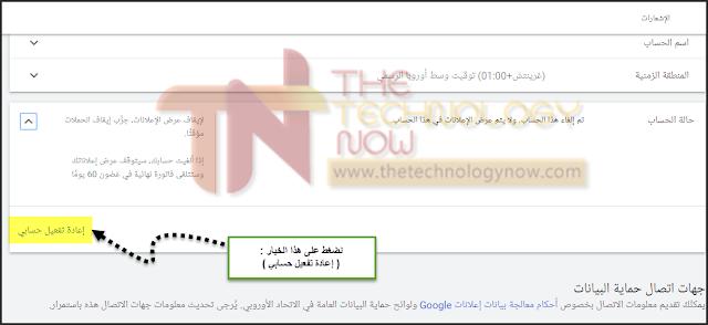 اعلانات غوغل