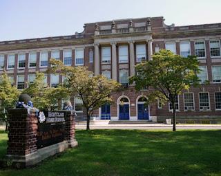 Montclair high school, NJ