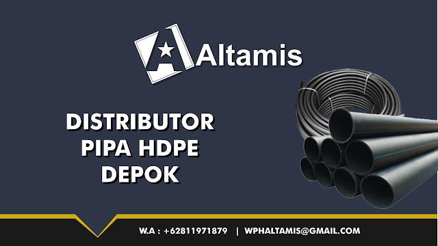 Distributor Jual Pipa HDPE di Depok